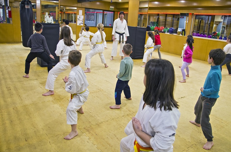 karate inf 2